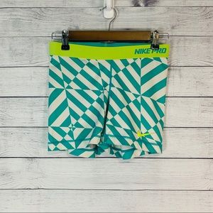 Nike Pro Dry Fit short Small